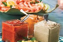 Yummy Sauces, Marinades & Dressings