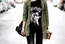 Fashion / Fashion is often a way used to express oneself. So dress according to how you feel.