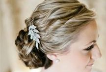 ♥ Wedding Hairstyle ♥ / wedding hairstyle.