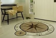 compass rose  / I love the symbol of the compass rose wherever it appears. / by rUth j-MAc