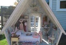dollhouses and miniatures / title says it all / by rUth j-MAc