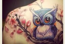 Tattoos / by Lah