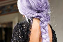All Things Hair / Inspiring ways to do your hair, some of which I'll never be able to do.