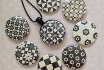 Quilt Dots Jewelry