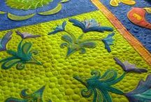 Lime Green Quilts
