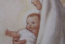 Nativity / baby jesus, christmas / by Ilona Terry