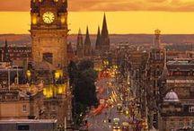 Scotland / beautiful / by Ilona Terry