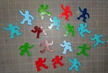 alla scoperta di Haring / attività in classe quarta e quinta - scuola primaria -