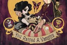 The darkly and delightful art of Gris Grimly / by A♥💀🎃👻 M♥