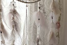 Boudoir du Chaman's Decoration / Handcrafted dreamcatchers and decoration made in Normandy (France) www.boudoirduchaman.etsy.com