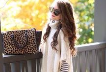 Sweater time / It's time for some cozy knits!