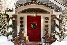 Merry and Bright / Fun, easy, and inexpensive ways to make your home festive for the holiday season!