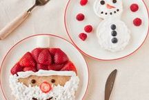 Christmas Morning / Ideas for make-ahead breakfast, gifts, and other great traditions for your Christmas.