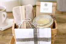 Gifts for the Hostess with the Most-est / Bring something besides a bottle of wine.