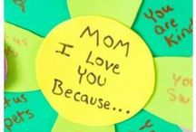 A day for Mom / Ideas for your Mother's Day celebration.