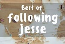 Best of Following Jesse / A complete list of all my personal travel articles from a first hand perspective! Please visit www.followingjesse.com for more! :)