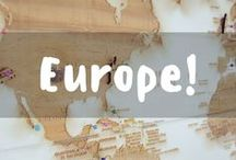 Beautiful Europe / Pinning all the beautiful destinations from anywhere in Europe!