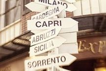 PLACES TO VISIT/ ITALY