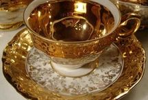 MY NANNY'S TEACUP'S / BEAUTIFUL PATTERNS I LOVE / by Susan Maze