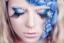 Fantasy Makeup & Face Paintings