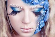 Fantasy Makeup & Face Paintings