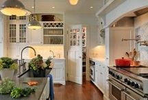 Kitchens ♡ / by Kay Neff