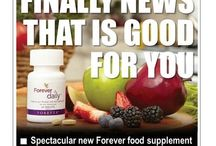 Health and Nutrition / Forever Living Products are a natural way to promote great health and wellbeing.  http://www.julian.myforever.biz/store