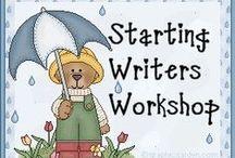 K- Writing Shop