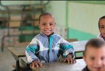 Tous à l'école ! / Nos actions pour l'éducation dans le Sud-Est du Maroc depuis 2005 !