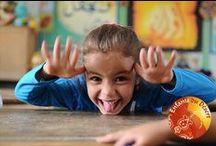 Souriez à la vie ! / Des sourires et des rires d'enfants !