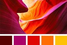 Colour / #Colour #swatches that #inspire #creativity