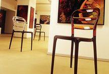 Sedie classiche, moderne, di design / Sedie di design, moderne, classiche, eleganti, vintage, per arredare la zona pranzo e la zona living con gusto. #sedie #sediedesign #sedieclassiche #chairsoutlet.com