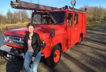 Mowag / Mowag brandweerauto. Deze Mowag komt uit Hombrechtikon Zwitserland. Meer informatie www.mowag.nl