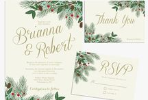 Winter invitations