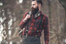 Menswear inspiration for design