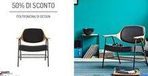 Collezione Oliver Hrubiak / Poltroncina da lettura, tavolino da salotto, appendiabiti da parete: oggetti d'arredo disegnati dall'emergente designer londinese Oliver Hrubiak. #design #chairsoutlet.com