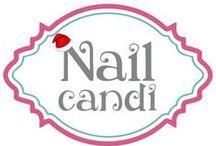 NailCandi Christmas 3D Manicure Jewels / Christmas manicure jewels exclusive to NailCandi.
