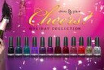 China Glaze Cheers Collection / NailCandi brings you China Glaze's Cheers Collection! https://www.nailcandi.co.za/collections/nail-polish/Cheers-Collection