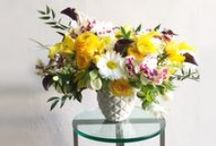 Summer / Beautiful Summer inspiration on floral arrangements, decorating, summer weddings, and holiday entertaining.