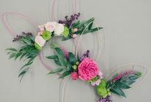 Holiday - Easter / Beautiful Easter inspiration for floral arrangements, decorating, and hosting.