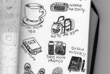 ♡ Bullet Journal ♡