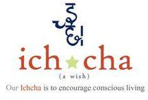 At our Shop - ICHCHA / Ichcha pronounced [ich-chah] means 'a wish' Ichcha works with a group of artisans to preserve old art techniques to create products good for the home and earth www.ichcha.com