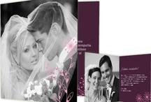 Tarjetas de agradecimiento de boda / Tarjetas para agradecer a los invitados de tu boda, la asistencia a ese gran día en que decidiste unirte a esa persona especial.