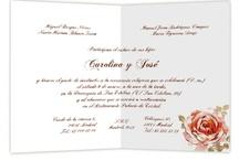 Invitaciones clásicas para boda / ¿Te gusta más el estilo clásico? Aquí tienes una amplia selección de invitaciones clásicas para tu boda, elegantes y sofisticadas.