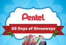 Pentel Giveaways / by Pentel of America