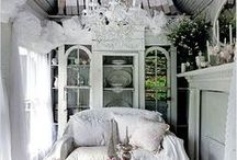 Shabby Chic Fantasy / by Lisa Smith
