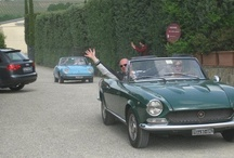 Chic cars event in Tenuta Torciano / Special car events & Wine excursion organized in Tenuta Torciano winery in San Gimignano, Tuscany http://www.torciano.com/USA/winery/visit-torciano/