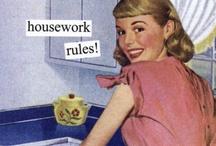 Housekeeping / Nice & Tidy / by Lisa Burton