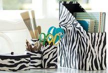 zebra print / by olivia fehrman