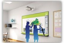 Smart boards & Interactive Projectors